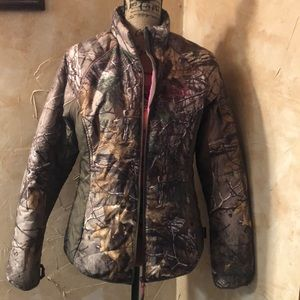 Real tree camo jacket